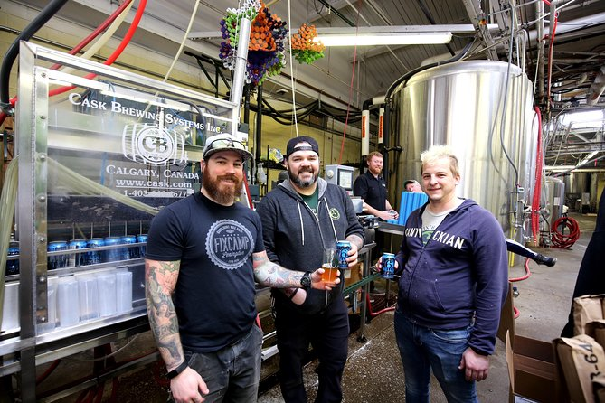 Private Brewery Tour and Tasting photo 2