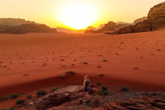 Jordan Horizons Tours: Wadi Rum Day Tour from Aqaba City photo 4