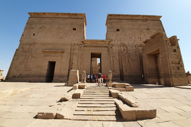 Philae temple, High Dam and Obelisk private tour (all inclusive)