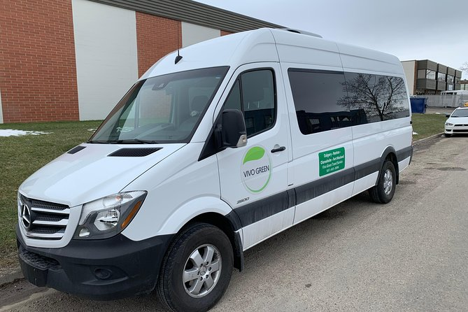 Lake Louise to Calgary Private Shuttle
