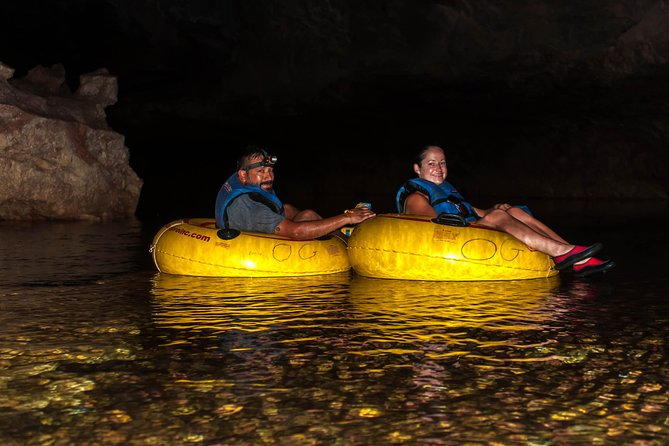 Private Tour Altun Ha Cave tubing and Baboon sanctuary from Belize City