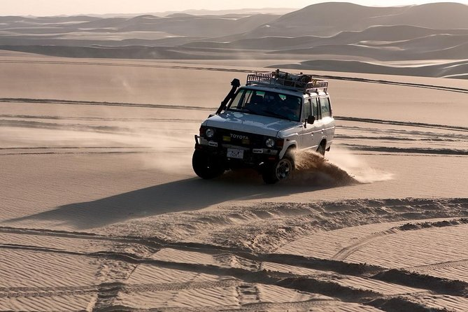 Budget hurghada bedouin desert safari tours by jeep4x4