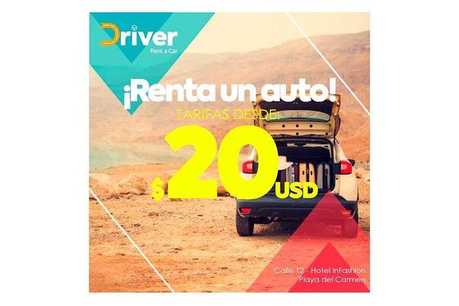 Car rental in Playa del Carmen, Quintana Roo