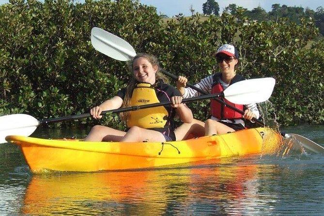 Self Guided Kayak Tour