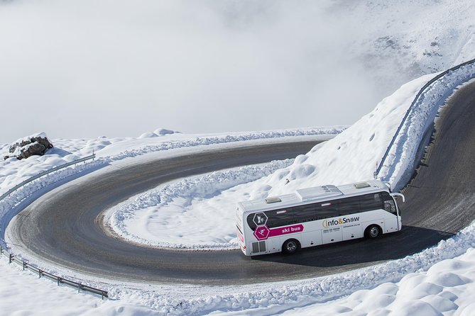 Ski Transfer To Remarkables Ski Area (Round Trip)