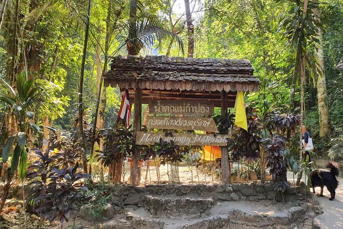 Lost in Chiang Mai - Secret Village, Hot Spring & Waterfall - A Cultural Therapy