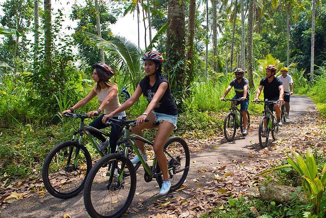 Bali Countryside Cycling and Uluwatu Tour