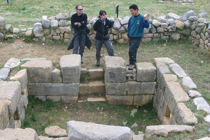 Huayhuash Cultural Trek -Inca Citadel Huanucoviejo - Comunity Support Program