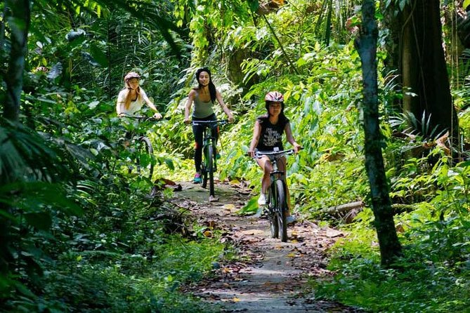 Bali Countryside Cycling and Tanah Lot Tour