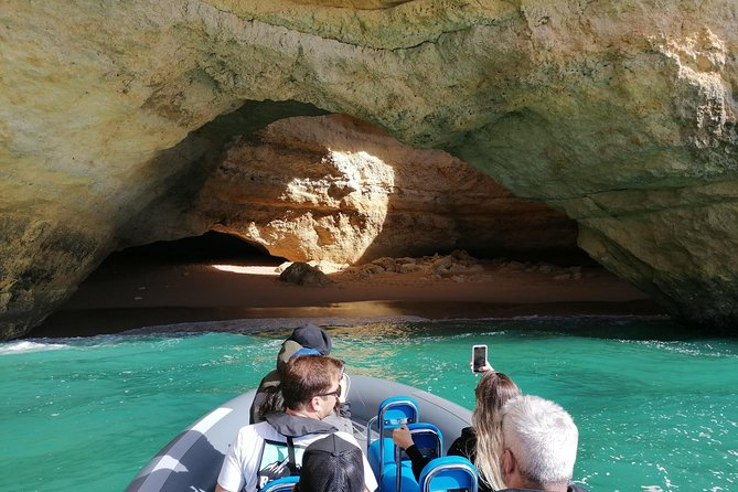 2 Hours Benagil Cave Tour By Boat