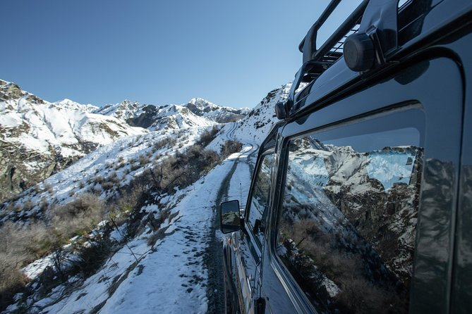 Private Ski Transfer to Coronet Peak Ski Field