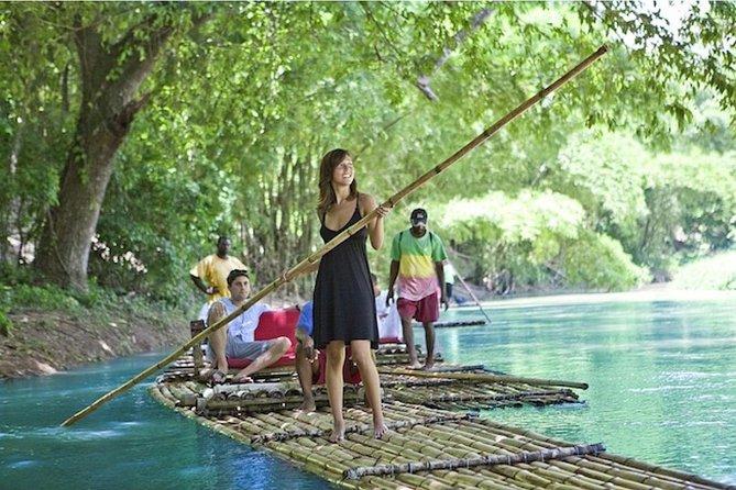 Martha Brae Rafting from Montego Bay