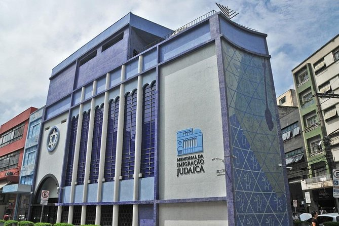 São Paulo Judaica, guide specialized in Jewish culture and tradition, 4/5 hours.
