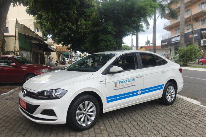 Transfer from Goiânia to Rio Quente