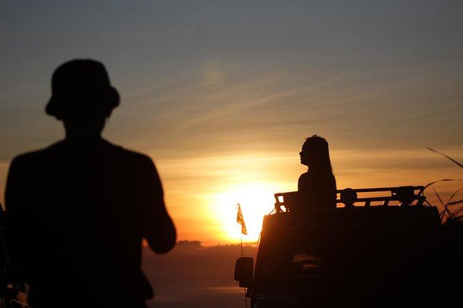 Mount Batur Sunset & Black Lava Exploration By 4WD Jeep