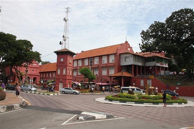 Private tour : Malacca city and river cruise tour