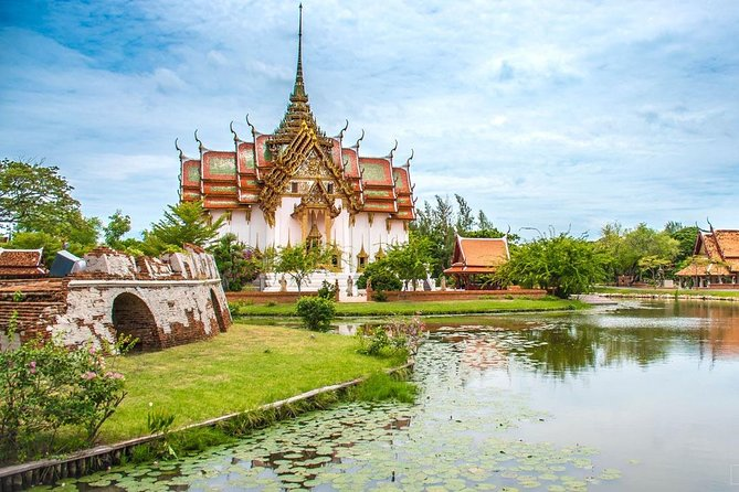 Muang Boran - The Ancient City of Samut Prakan Tour from Bangkok