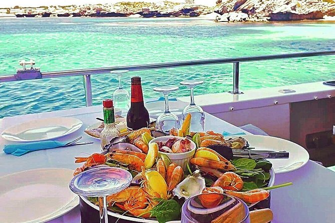 Rottnest Island 5-Course Deluxe Seafood Banquet Cruise photo 4