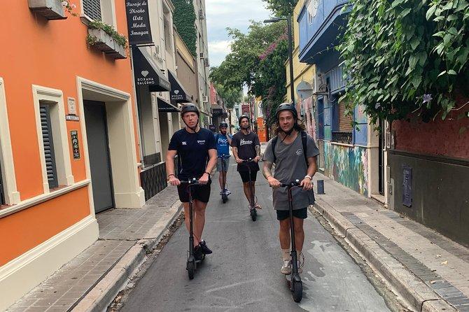 Palermo Tour on E-Scooter