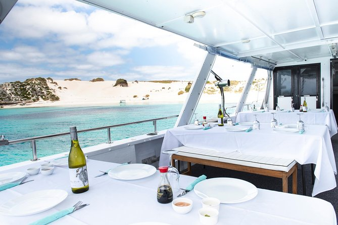 Rottnest Island 5-Course Deluxe Seafood Banquet Cruise photo 15