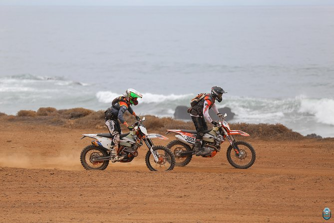 4 days Dirt Bike Tour at Baja North