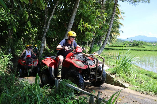 Fun Day Out Combo of White Water Rafting and ATV Ride