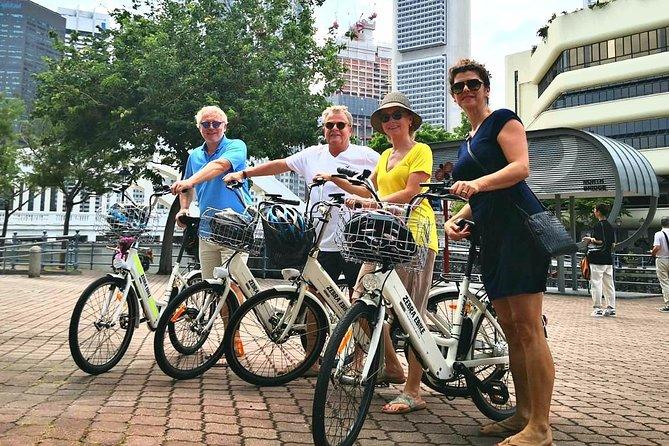 E-Bike/ Electric Bike Rental in the City