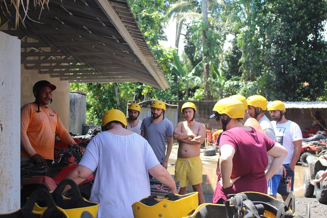 Fun Day Out Combo of White Water Rafting and ATV Ride photo 7