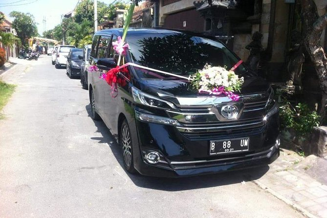Alphard Luxury Car Transport