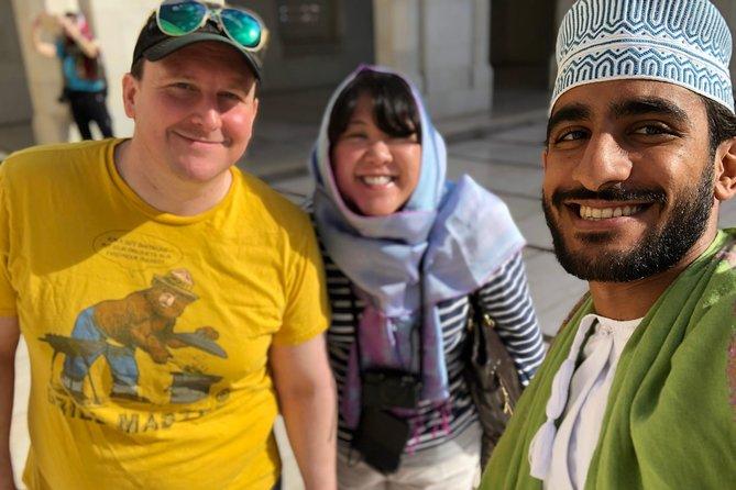 Magical Muscat City Tour