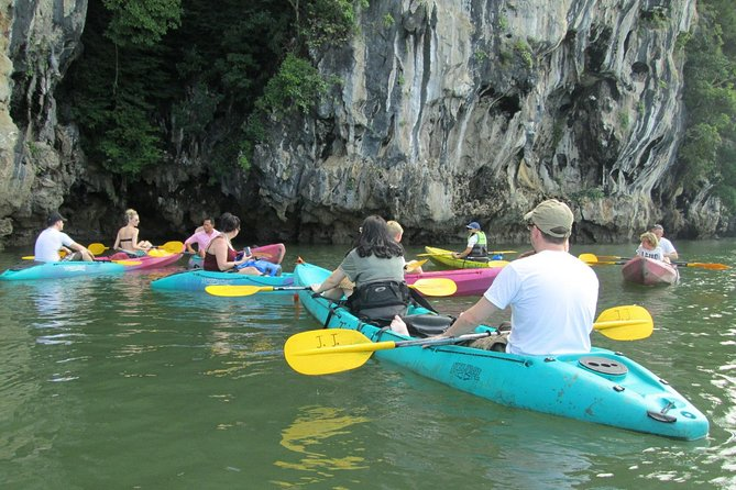 Ban Bor Thor Kayaking Full-Day Tour from Krabi with Lunch photo 3