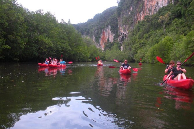 Ban Bor Thor Kayaking Full-Day Tour from Krabi with Lunch photo 10