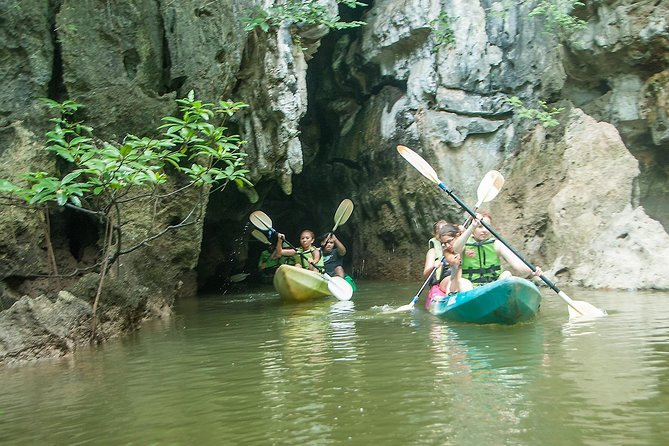 Ban Bor Thor Kayaking Full-Day Tour from Krabi with Lunch photo 11