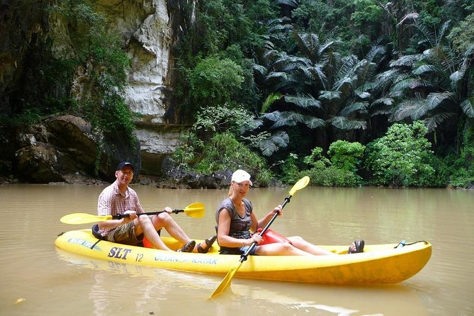 Ban Bor Thor Kayaking Full-Day Tour from Krabi with Lunch photo 7