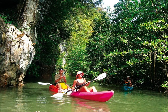 Ban Bor Thor Kayaking Full-Day Tour from Krabi with Lunch photo 4