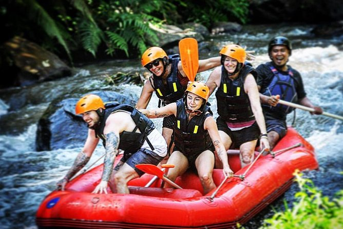 Rafting + ATV Valentine Combo Package