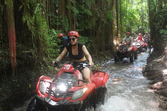 Rafting + ATV Valentine Combo Package photo 2