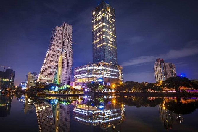 Sightseeing City Tour in Colombo