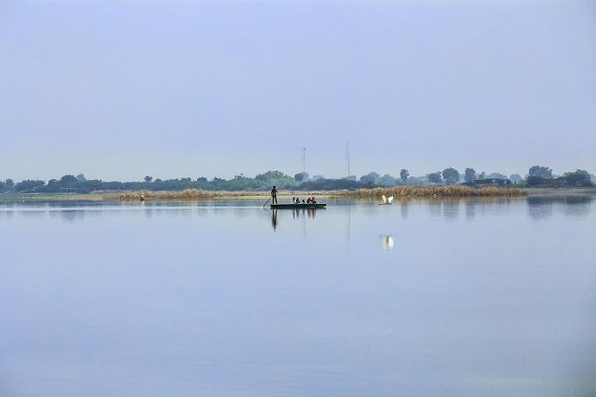 Nal Sarovar Bird Sanctuary Lothal Ancient City Indus Valley Tour from Ahmedabad