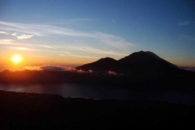 Amazing Bali Sunrise Trekking with Hot Spring Experience