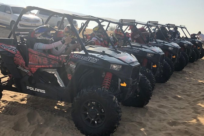 Buggy Desert Adventure Tour with Free Pick n Drop photo 6