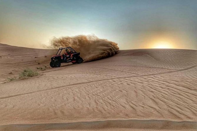 Buggy Desert Adventure Tour with Free Pick n Drop photo 4