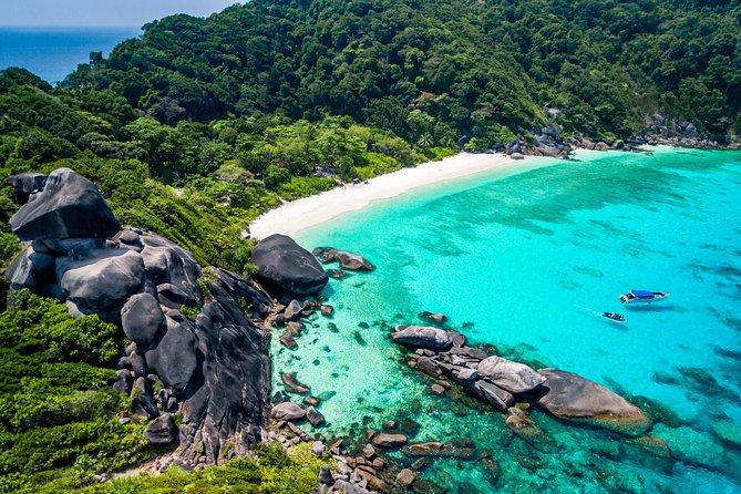 Similan Islands - Early Bird Snorkeltrip from Khao Lak, English, French, German, Italian