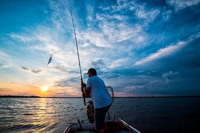 Fishing in Luxury Boat 8hrs