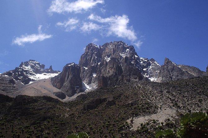 Hiking Mt Kenya