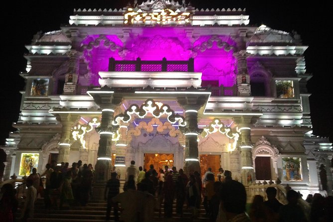 Spiritual Private Tour of Vrindavan and Mathura
