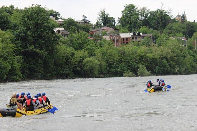Day Rafting tour