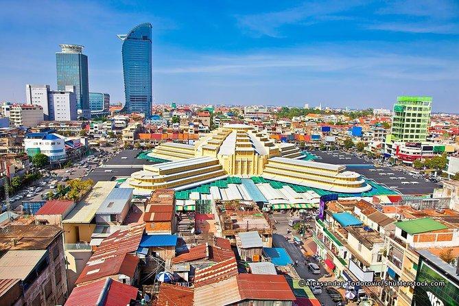 Phnom Penh Tour Guide-Driver Cambodia