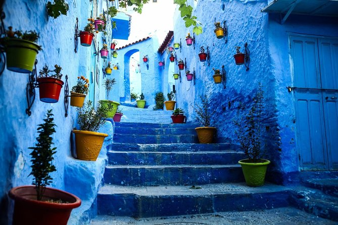Day tripfrom Fes to Chefchaouen and Akchor water falls photo 8