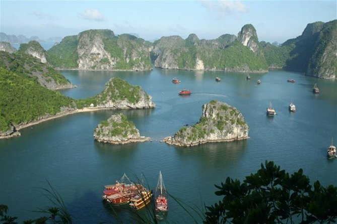 Halong Bay full day trip ( 6 hours cruise) by Express Way